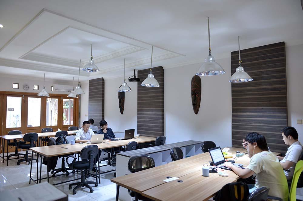 co-working space di Jakarta
