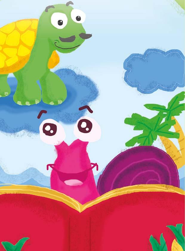 dongeng anak petualangan ajaib siput kecil