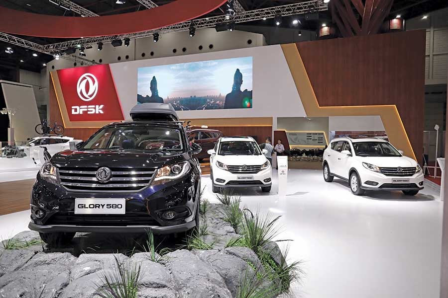 mobil china dfsk