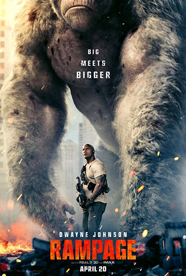 review film rampage