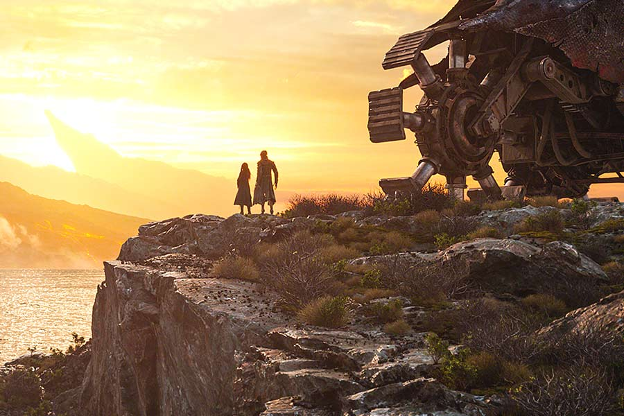 Review Film Mortal Engines (2018)