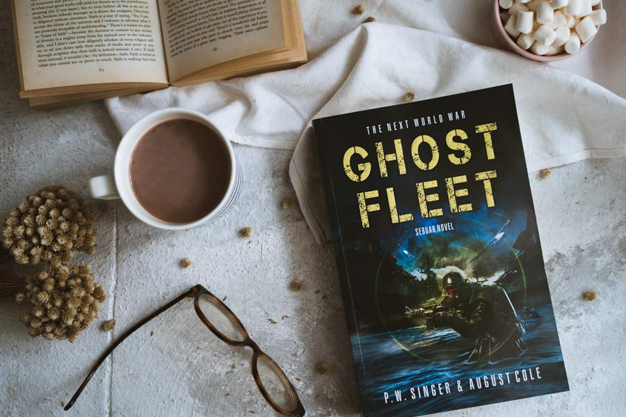 Review Buku Ghost Fleet