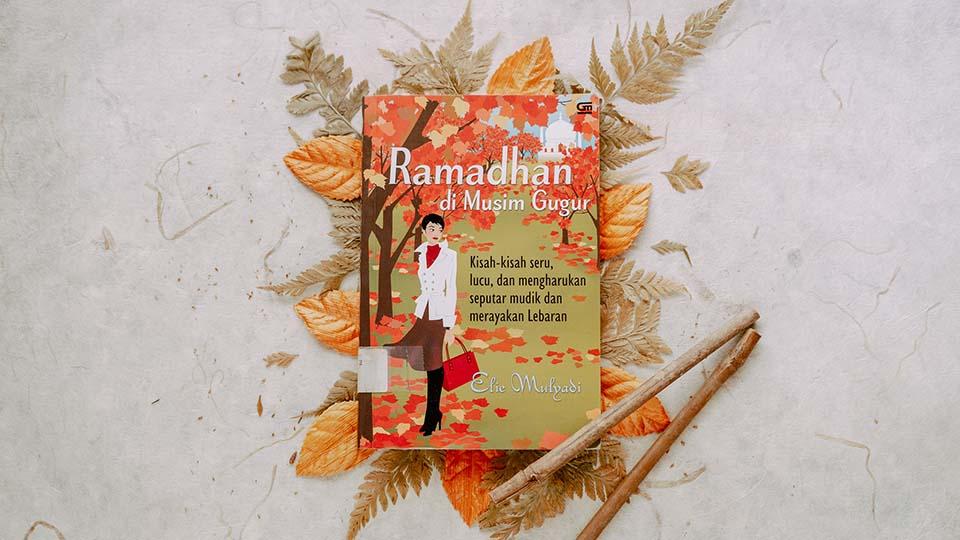 review buku ramadhan di musim gugur