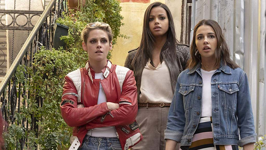 review Charlie's Angels
