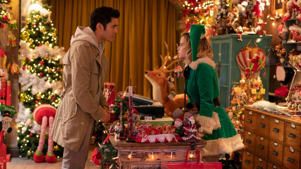 review last christmas